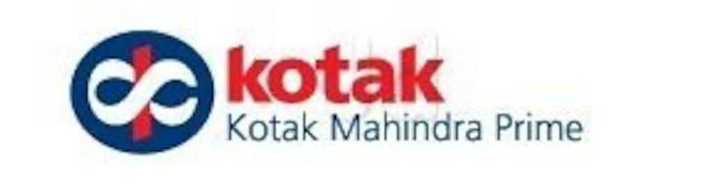 kotak mahindra prime ltd car loans logo